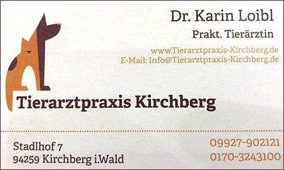 Tierarztpraxis Dr. Karin Loibl